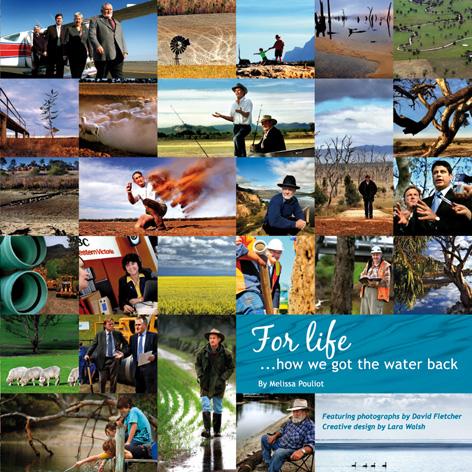 wimmera mallee pipeline, melissa pouliot, books, design, creative